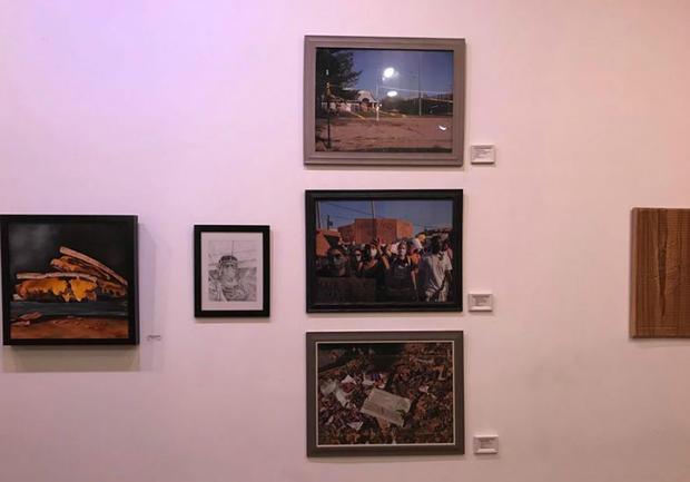 Display at Spotlight NY