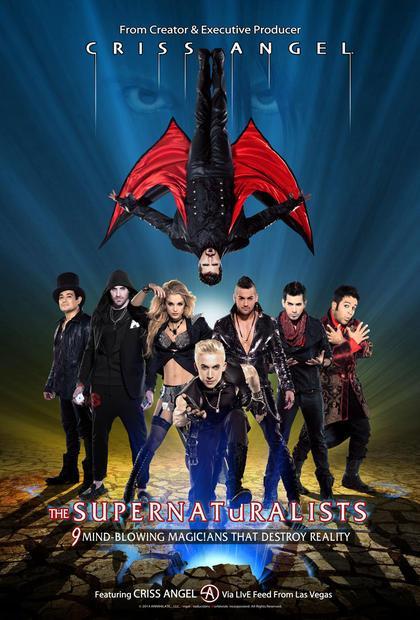 Criss Angel s  The Supernaturalists