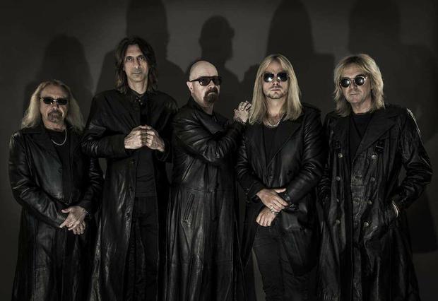Heavy metal band Judas Priest