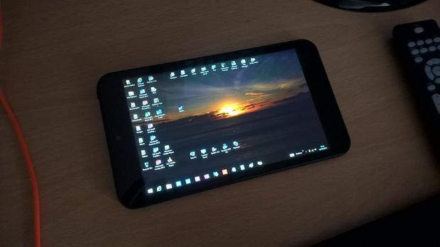 The Linx 7 tablet computer
