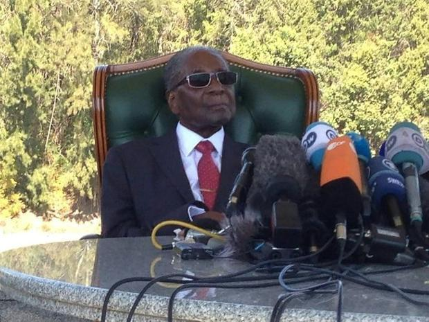 Some Mugabe relatives are still bitter over how he was removed from power  and the role Mnangagwe pl...