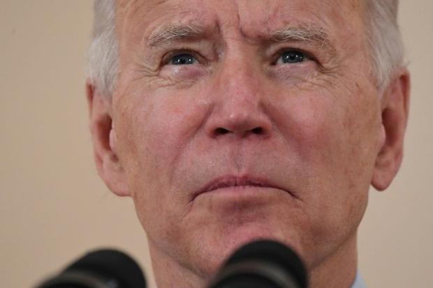 US President Joe Biden said the Covid toll is 'heartbreaking'