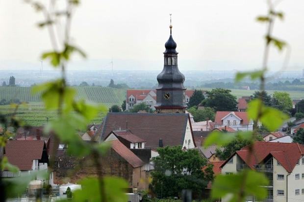 There are no Trumps left in Kallstadt  population 1 200
