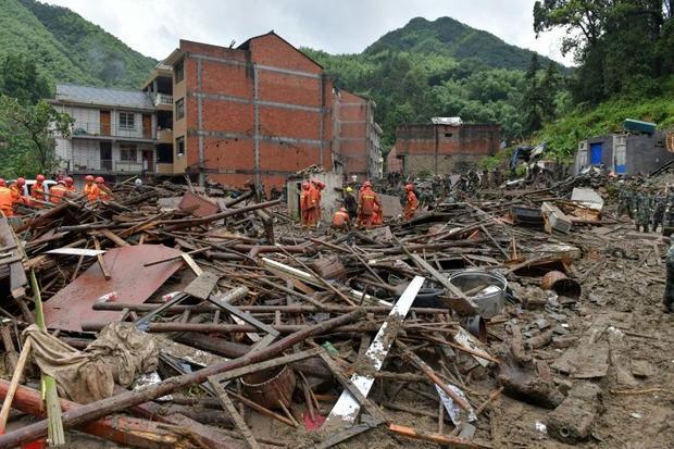 Typhoon Lekima caused losses of more than US$2.2 billion in Zhejiang province
