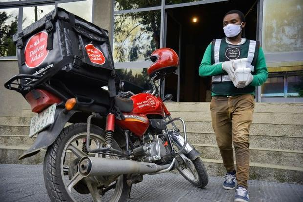 For Sisay Alebachew  a food delivery driver in Addis  poor telecoms can wreck a day's work