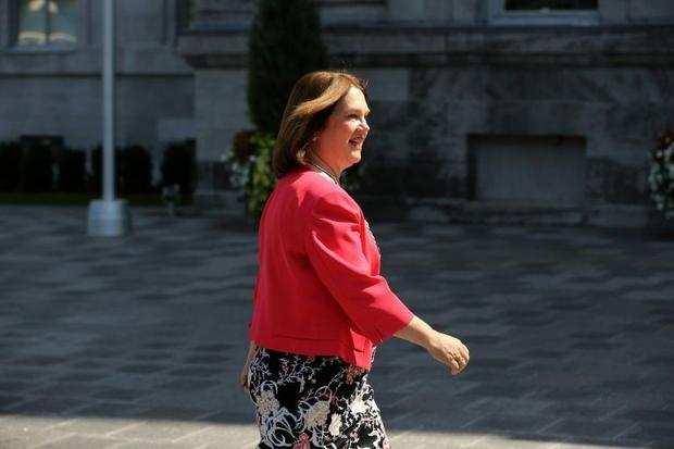 Budget minister Jane Philpott also resigned over the SNC-Lavalin scandal