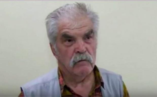 Professor Anatoli Brouchkov.