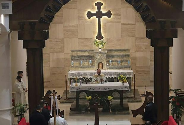 More than one million Christians have been uprooted by Iraq's consecutive conflicts