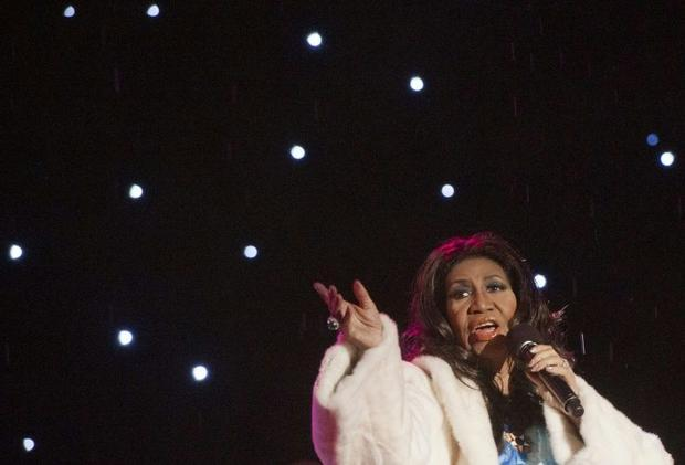 Aretha Franklin's hits spanned the genres  from soul to R&B  gospel and pop