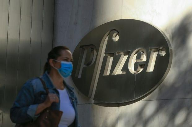 Pfizer says it plans to produce 1.3 billion doses of its Covid-19 vaccine next year