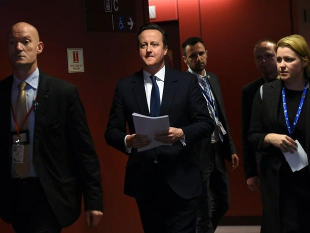 Prime Minister David Cameron said the deal struck in Brussels will give Britain