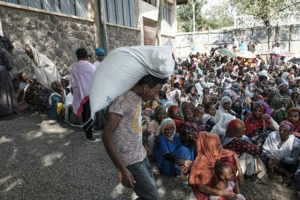 Millions of people need food assistance  the government's Tigray Emergency Coordination Centre ...