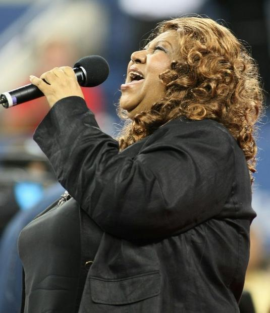 Franklin -- who was widely known by only her first name  in true diva style -- rose from singing gos...