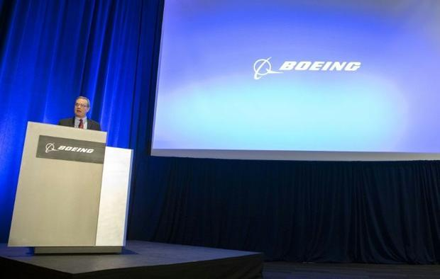 Mike Sinnett  Boeing Vice President of Product Strategy  told reporters the fix was not released unt...