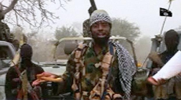 Boko Haram leader Abubakar Shekau  who in March has made his first appearance in months