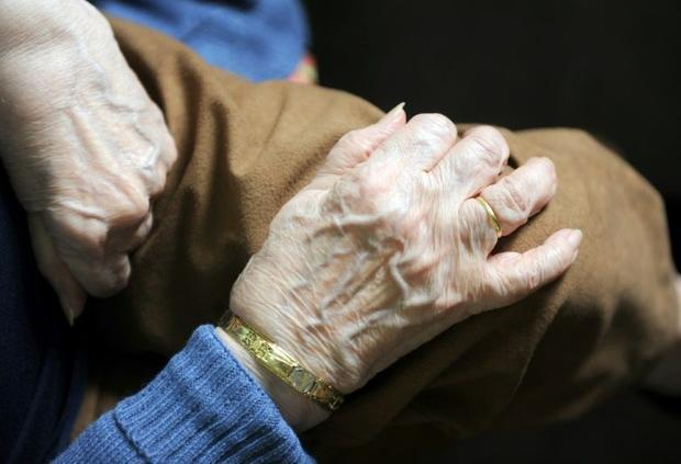 Many tech companies are producing inexpensive sensors that could wirelessly alert users if elderly r...