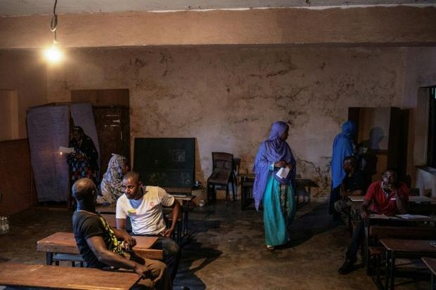 The main Comoros opposition alleged that irregularities at several polling stations reported by the ...
