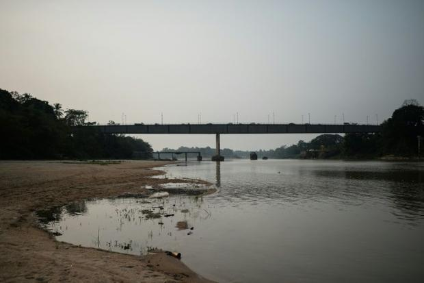In Malaysia  the extreme weather has shrunk reservoirs  dried up agricultural lands  forced water ra...