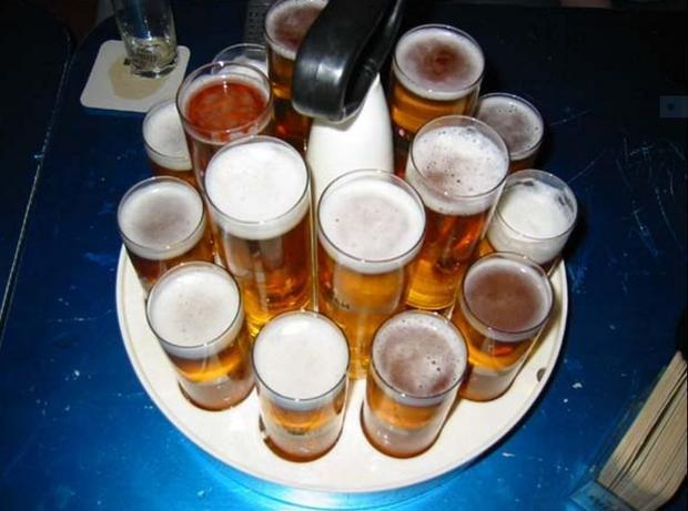 The brewing of German beers is strictly regulated by rules that date back 300 years.