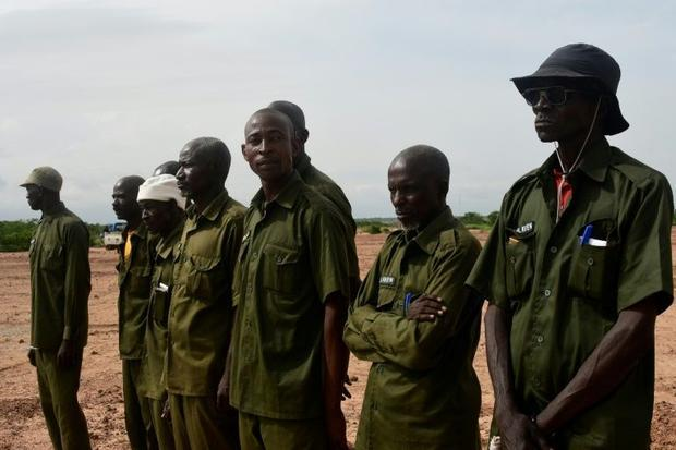 Numerous guides at the Koure reserve have lost work since the attack
