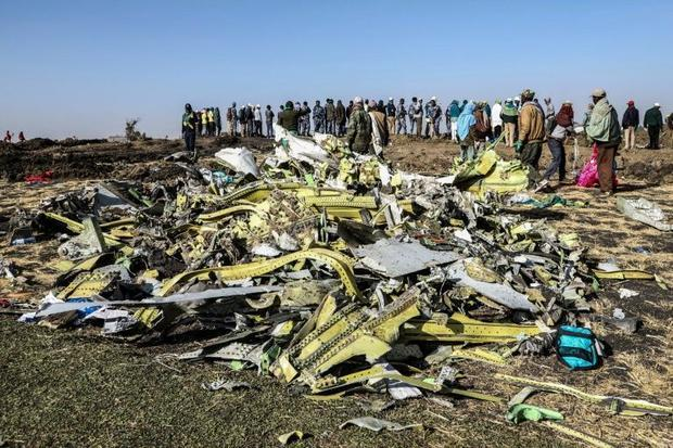 The Ethiopian Airlines Boeing 737 MAX 8 went down minutes into a flight to Nairobi  killing all 157 ...