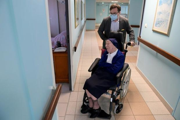 Sister Andre is the second-oldest living person in the world  according to the Gerontology Research ...