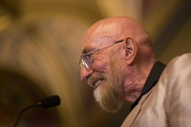 Kip Thorne was one of three recipients of the 2017 Nobel Prize in physics for detecting gravitationa...