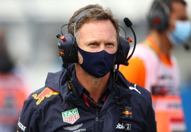 Red Bull Team Principal Christian Horner said Honda's decision presented