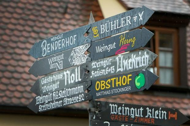 Trump has never visited Kallstadt and has only made two brief stopovers in Germany as president