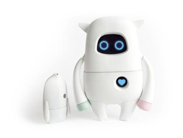 File photo: The Musio robot wants to be your  curious new friend  and is capable of advanced machine...