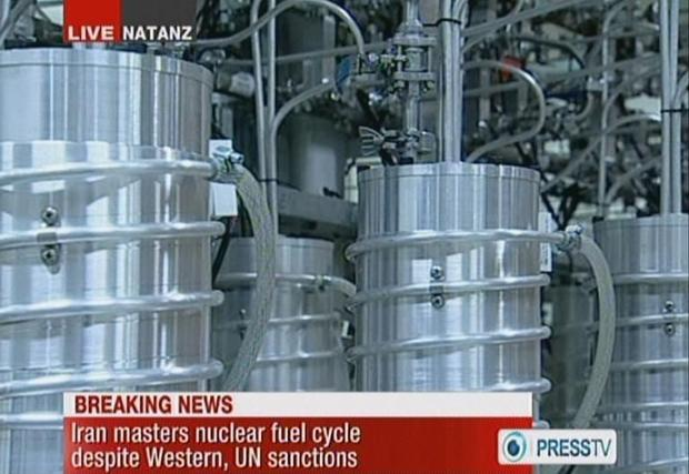 Iran has agreed to slash the number of centrifuges it operates at Nantanz and its other nuclear faci...