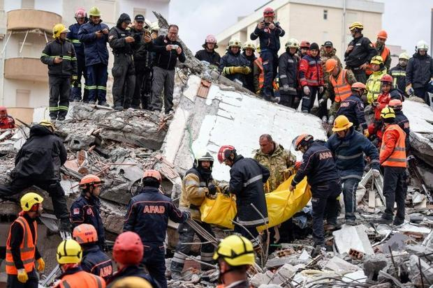 The 6.4 magnitude quake that jolted Albania before dawn on Tuesday was the most deadly and destructi...