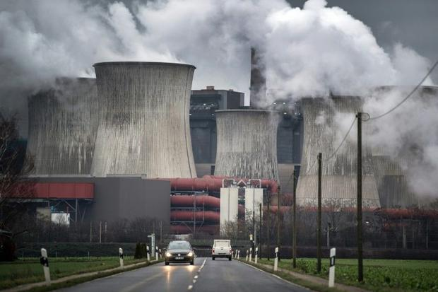 The levels of greenhouse gases in Earth's atmosphere from burning fossil fuels are growing ever...