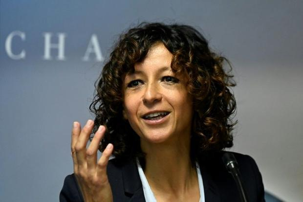 Emmanuelle Charpentier (pictured) and Jennifer Doudna become the 6th and 7th women to be honoured fo...