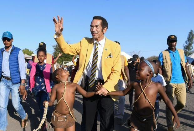 Former president Ian Khama has shaken up the country's traditionally calm politics by dramatica...