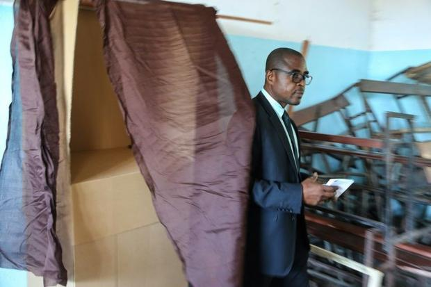 Lawyer Mahamoudou Ahamada  candidate of opposition party Juwa  vowed never to recognise the election...