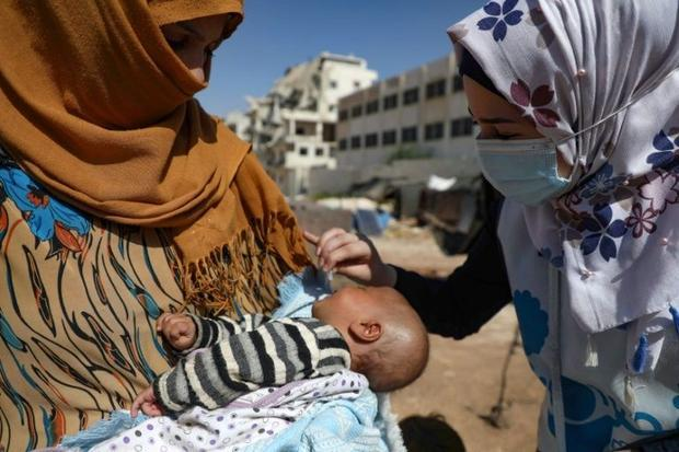 Experts say lessons can be learned from other vaccination programmes  such as polio