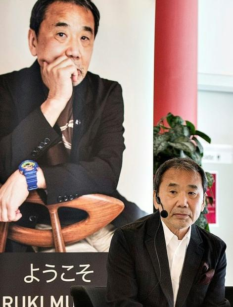 Absurd choice?: Japanese writer Haruki Murakami produces intricately-crafted tales of the absurdity ...