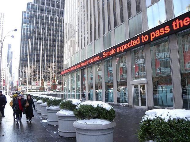 Fox News building  6th Avenue