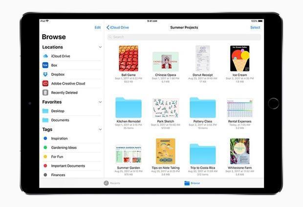 Apple s iOS 11