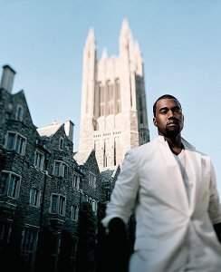 Singer Kanye West.