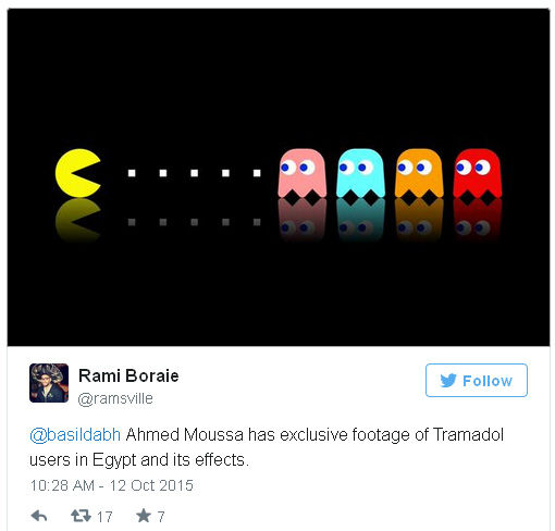 Twitter memes are doing the rounds about Ahmed Moussa s gaffe.